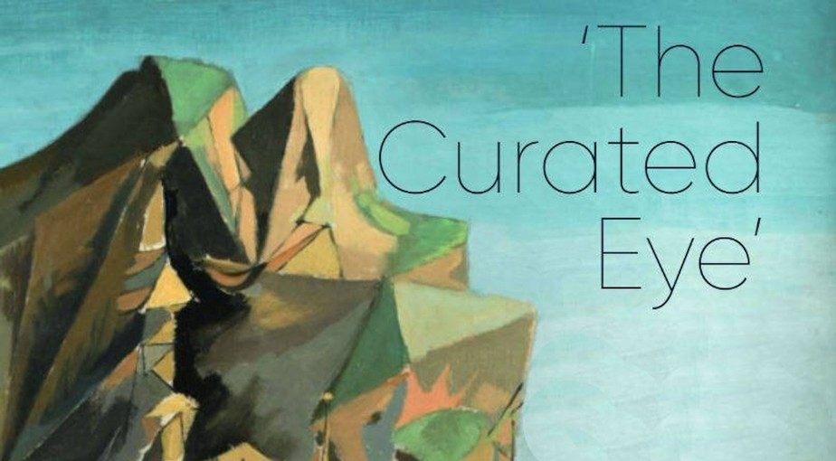 The Curated Eye auction